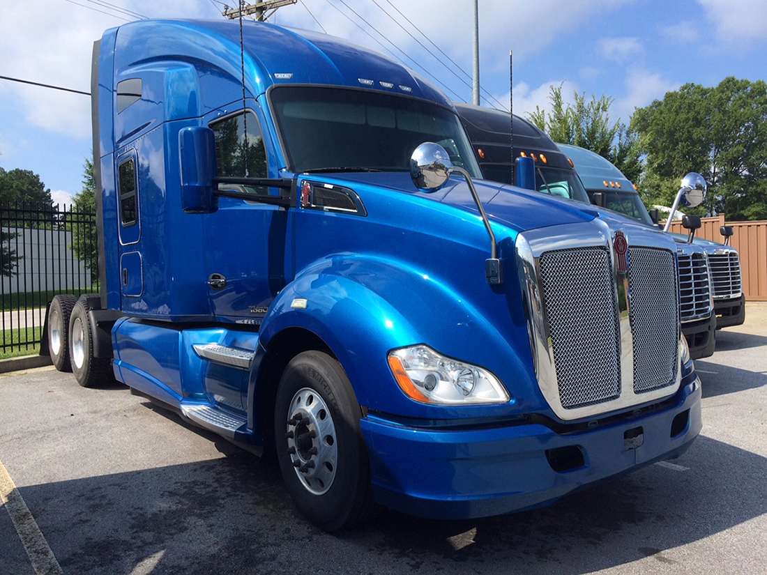 Trucks For Sale 2015 Kenworth T680 Conventional 76 Inch