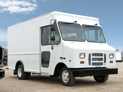 Fedex Trucks For Sale >> Stepvan For Sale Ford Stepvans Fedex Trucks For Sale