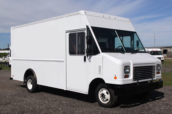 ford p700 stepvan for sale