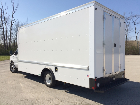 ford cutaway lopro bread truck for sale