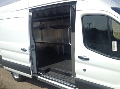 Ford Transit 350 Cargo Van Fedex Trucks For Sale